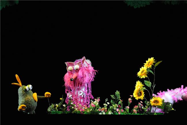 儿童剧-国外经典童话演出季系列 -- 木偶童话剧《了不