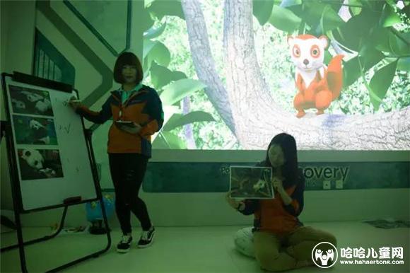 【来自美国探索频道的互动科普课堂】dkcc探索儿童好奇中心《哺乳动物