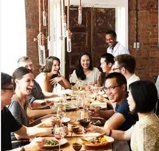 英语 之 西方餐桌礼仪沙龙