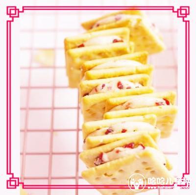 【新春礼物提前备】diy手绘新年饼干&牛轧糖饼干2选1