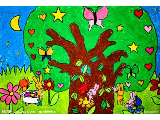 三月主题活动:我爱大森林——培正逗点早教中心-上海