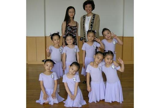 英皇幼儿芭蕾考级班试听课(缔艺舞蹈)