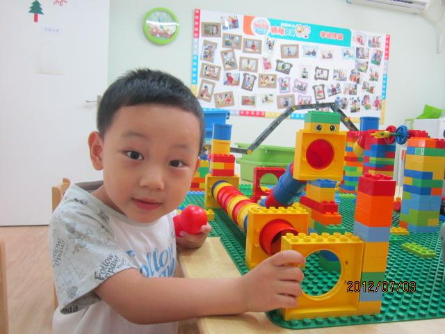 【免费活动-上海】喜迎新年3岁-4岁乐高lego体验小班