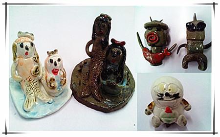 乐玩陶艺 儿童陶艺课程 培养动手能力开发智力发挥想象力
