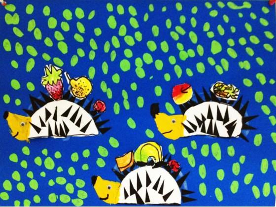 米罗启智创意绘画体验课图片