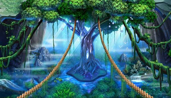 仅70元幻觉森林3d魔幻馆2大1小套票图片