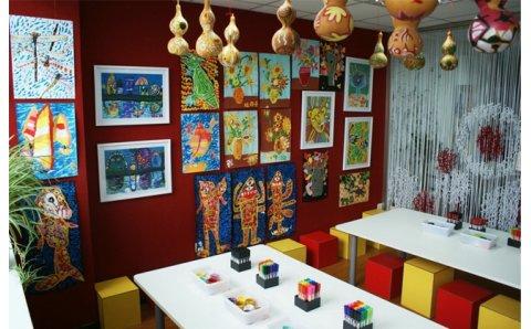 幼儿绘画课程安排_幼儿绘画兴趣班课程