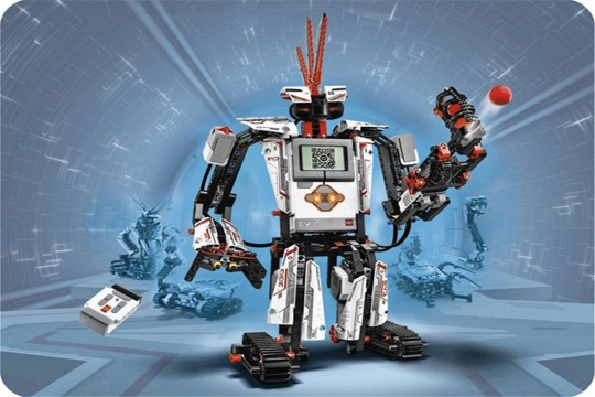 机器人提高+高手班——EV3