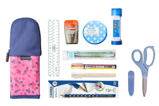 【人气爆款文具大礼包】笔袋、洞洞铅、荧光笔…百年文具品牌里挑出的硬通货,又美又实用