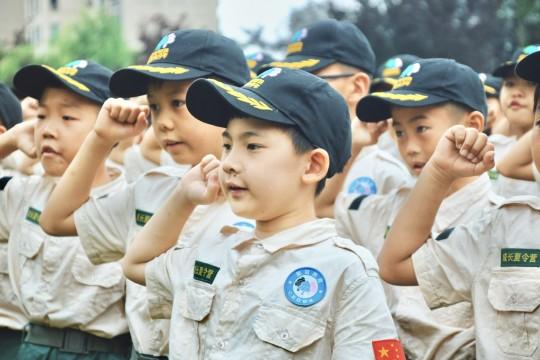 5天【威武尖兵】军旅体验营