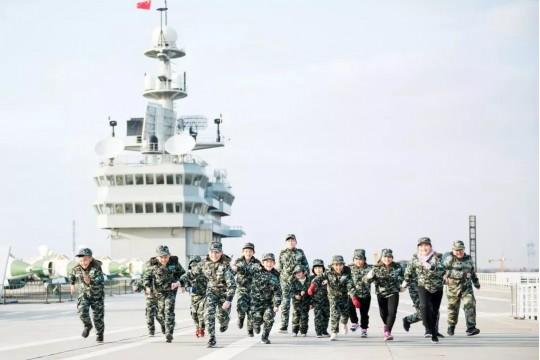 军事冬令营|全年最值得期待的迷彩军事营!