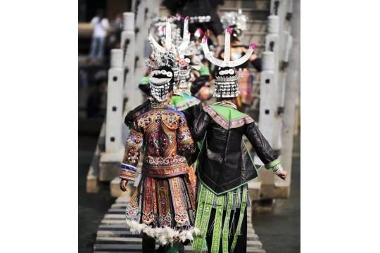 【2020亲子营】人文艺术之旅 | 探访秘境寻找遗失的部落乌东苗寨行