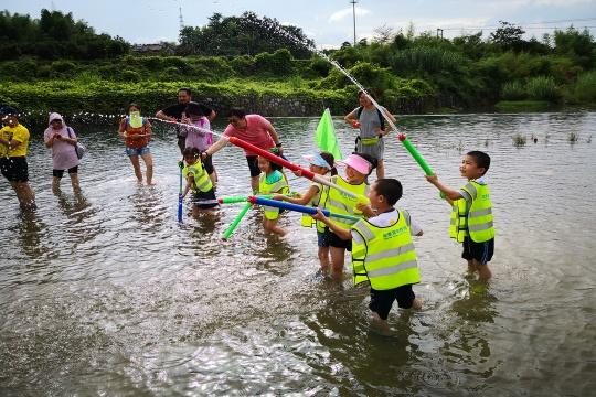 【暑假狂欢】寻找黄浦江源,龙王山漂流,溯溪徒步,畅游竹海!