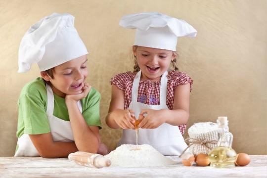 【职业体验-小厨师】做个疯狂的小厨神,制作特色美食,体验动手的乐趣!