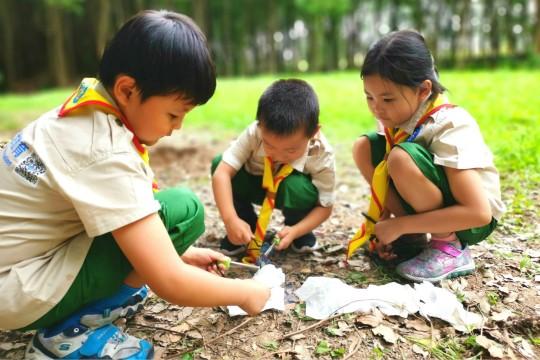 【半日营】野外取火训练营,荒野生存第一课!