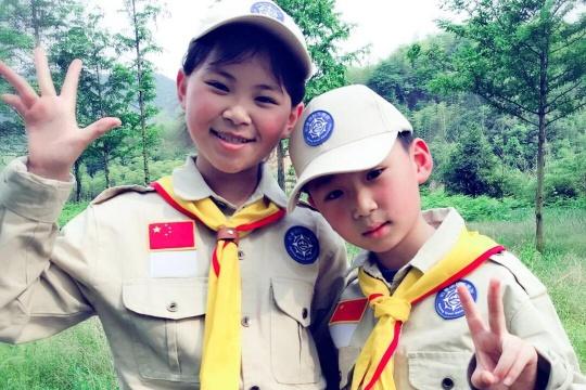 端午 | 莫干山2日童军集训营,溜索攀岩,骑马皮划艇各类技能大比拼!