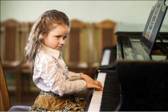 儿童钢琴基础课程