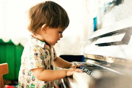 幼儿钢琴启蒙课程