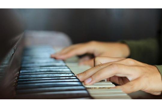 青少年钢琴专业课程