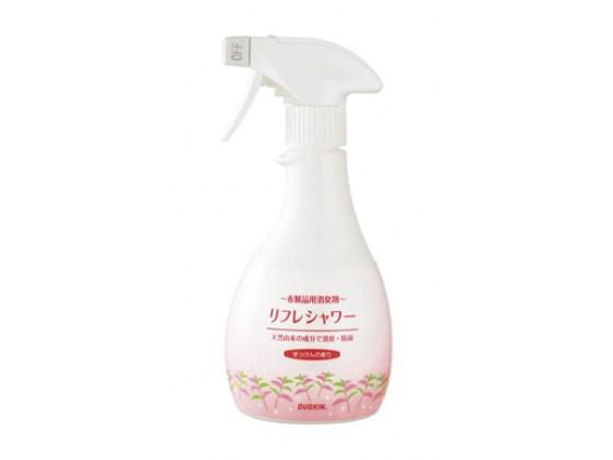 衣物、布制品消臭剂370ml 采用植物萃取精华